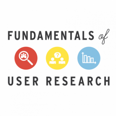 Group logo of Fundamentals of User Research